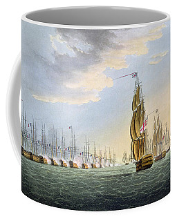 Battle Of The Nile Coffee Mug