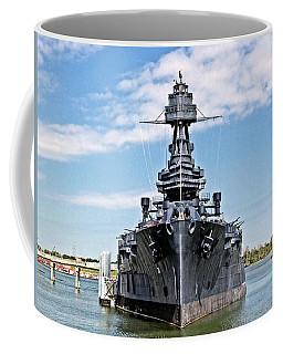 Battleship Texas Coffee Mug
