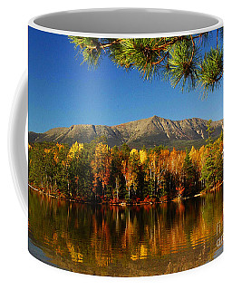 Baxter Fall Reflections  Coffee Mug