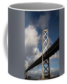 Bay Bridge After The Storm Coffee Mug