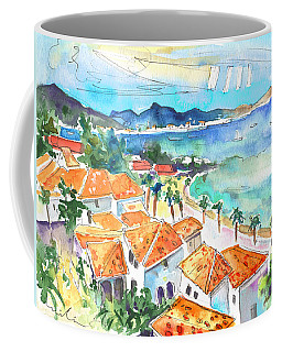 Bay Of Saint Martin Coffee Mug