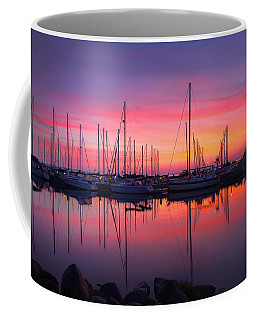 Bayfield Wisconsin Magical Morning Sunrise Coffee Mug