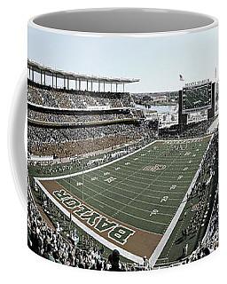 Baylor Gameday No 4 Coffee Mug by Stephen Stookey