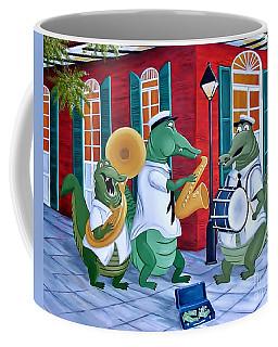 Bayou Street Band Coffee Mug