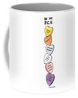 Be My Pcv Coffee Mug