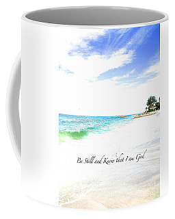 Coffee Mug featuring the photograph Be Still #3 by Margie Amberge