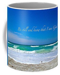 Be Still #4 Coffee Mug