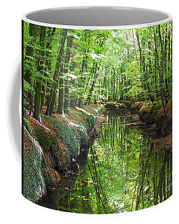 Be Still Coffee Mug