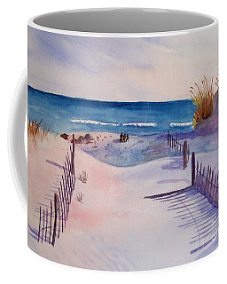 Beach Afternoon Coffee Mug