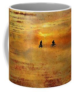 Beach Bike Too Coffee Mug