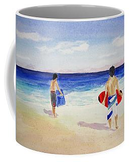 Beach Boys Australia Coffee Mug