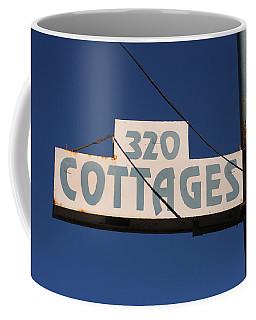 Beach Cottages Coffee Mug