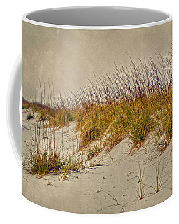Beach Grass And Sugar Sand Coffee Mug