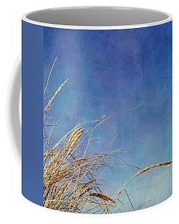 Beach Grass In The Wind Coffee Mug