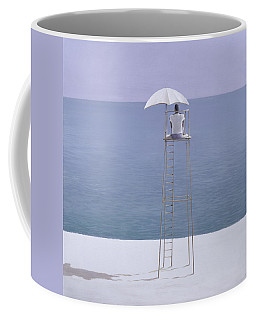 Beach Guard Coffee Mug