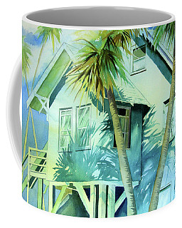 Beach Cottage Coffee Mug
