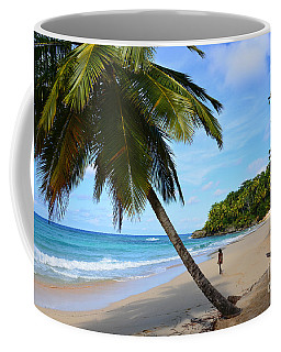 Beach In Dominican Republic Coffee Mug