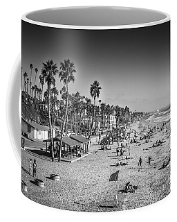 Beach Life From Yesteryear Coffee Mug