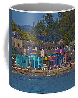 Beach Play Coffee Mug by Tom Kelly