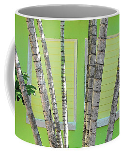 Beach Cabana Coffee Mug