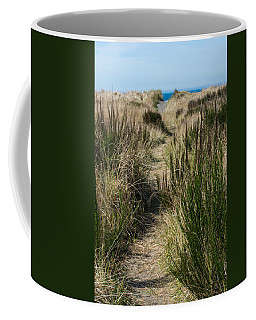 Beach Trail Coffee Mug