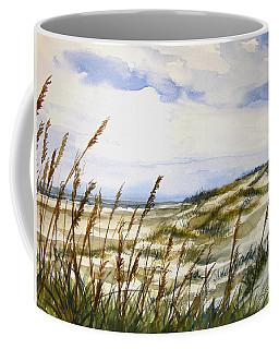 Beach Watercolor 3-19-12 Julianne Felton Coffee Mug