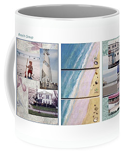Beaches Group Coffee Mug