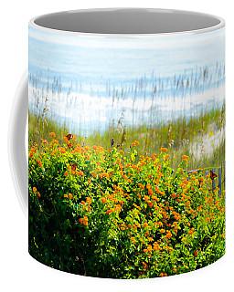 Beachy Butterflies  Coffee Mug