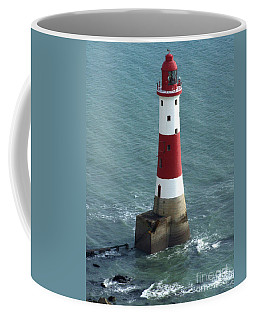 Beachy Head Lighthouse Coffee Mug