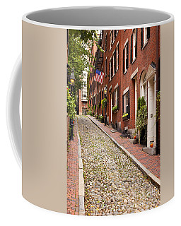 Coffee Mug featuring the photograph Beacon Hill by Brian Jannsen