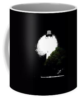 Beacon Of Light Coffee Mug by Anthony Fishburne