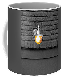 Coffee Mug featuring the photograph Beacon by Rodney Lee Williams