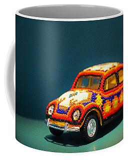 Bead Car Coffee Mug