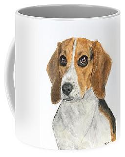 Beagle Painting Coffee Mug
