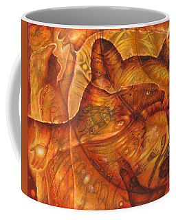 Bear Hands Coffee Mug