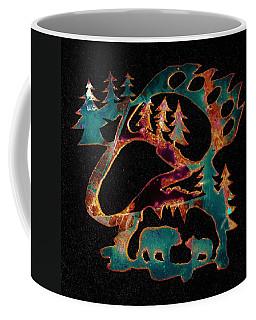 Blue Bears 2  Coffee Mug