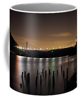 Bear Under The Sky Coffee Mug