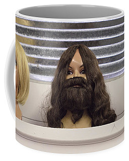 Bearded Lady Coffee Mug