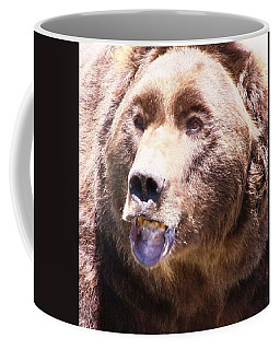 Bearing My Teeth Coffee Mug