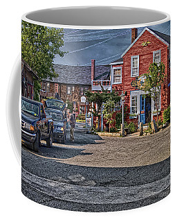 Bearskin Neck Coffee Mug