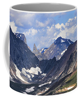 Beartooth Mountain Coffee Mug