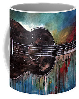 Bob Marley's First Coffee Mug