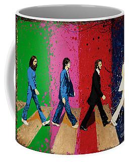 Beatles Crossing Coffee Mug