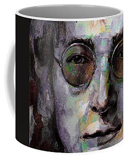 Beatles - John Lennon Coffee Mug