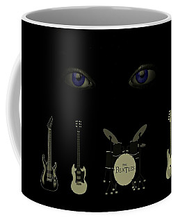 Beatles Something Coffee Mug