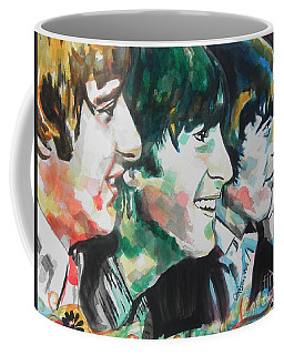 The Beatles 02 Coffee Mug