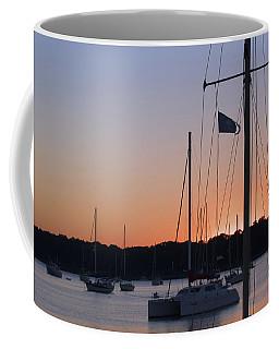Beaufort Sc Sunset Coffee Mug