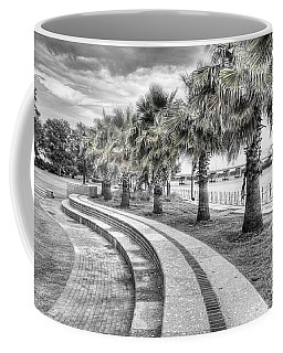 Beaufort Sc Water Front Park Coffee Mug