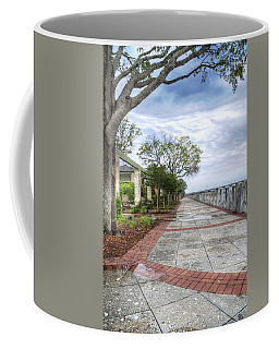 Beaufort - Sea Wall Coffee Mug