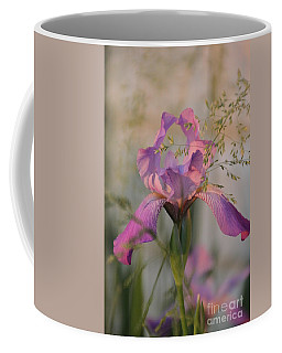 Beautiful And Mystical Iris  Coffee Mug
